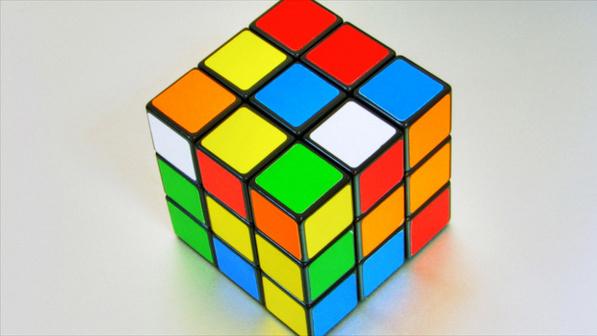 Cubo Magico em 20 passos