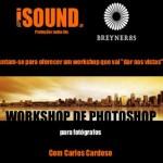 Workshop de Photoshop para Fotógrafos