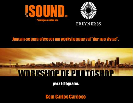 Workshop de Photoshop para Fotógrafos