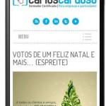 Criar Webite responsivo? (site ajustável/adaptável)