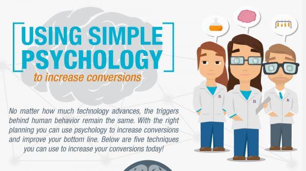 5 Princípios de Psicologia para aumentar conversões