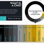 Os CMS mais populares de 2013