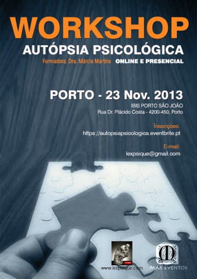 Workshop Autopsia Psicologica