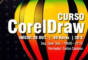 Curso Corel, Formador Coreldraw