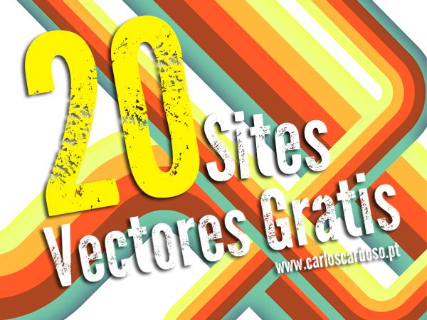 Os 20 Melhores Sites de Vetores Gratuitos