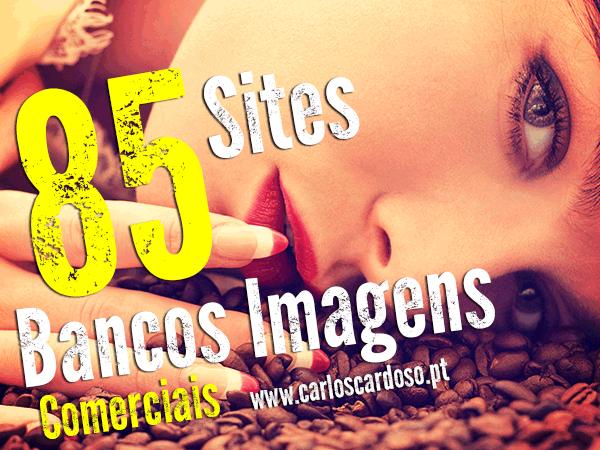 85 Sites com Imagens Comerciais