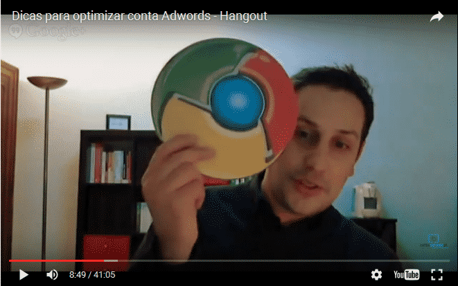 Hangout – Google Adwords