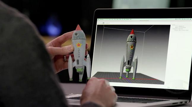 Nova funcionalidade Photoshop –  3D Print