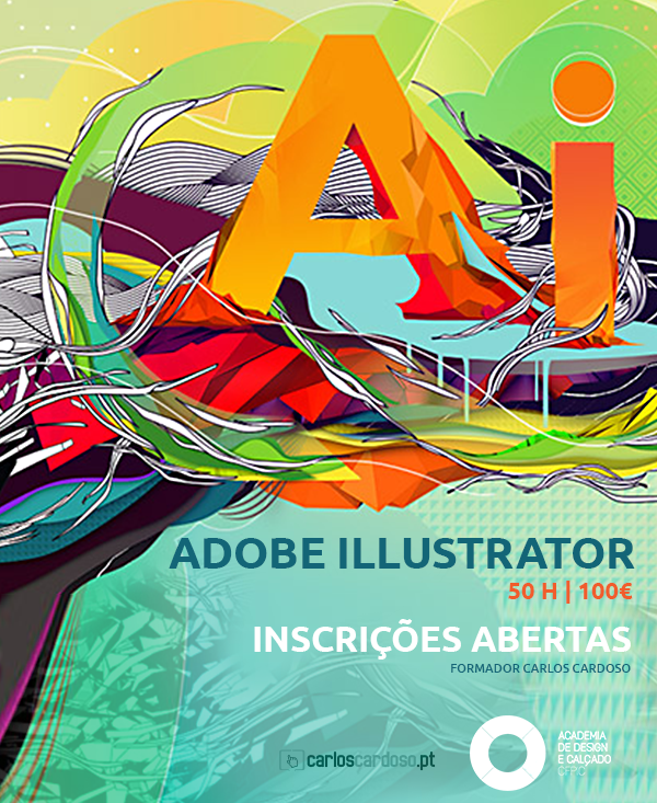 Curso Adobe Illustrator – São João da Madeira