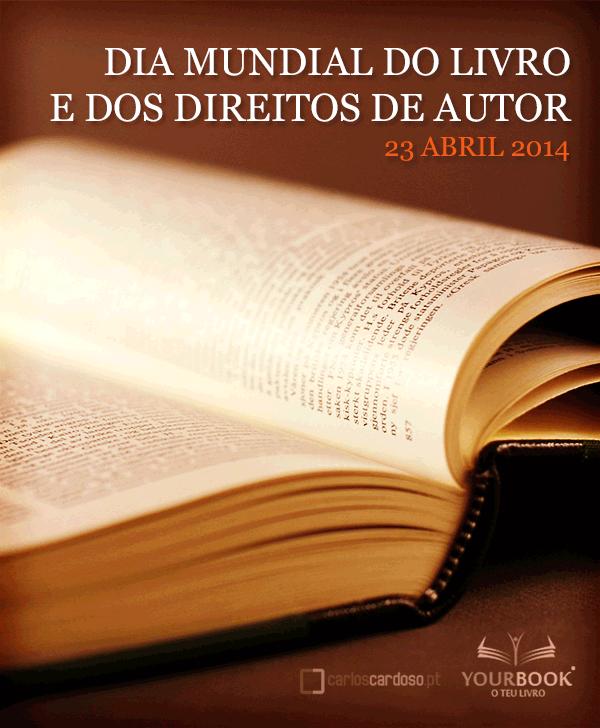 dia mundial do livro - Editora de livros