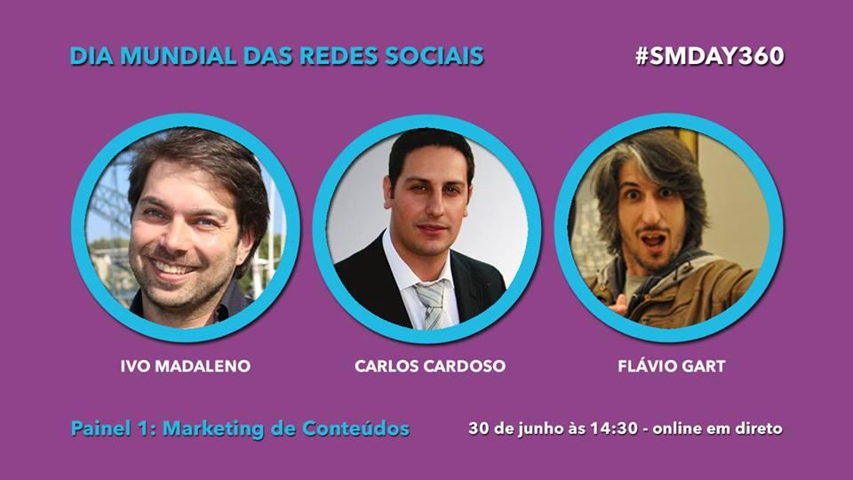 Dia Mundial das Redes Sociais – 2014