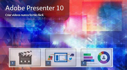 Adobe Presenter 10 (Novidades)