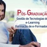 Pós-Graduação Gestão de Tecnologias de e-Learning