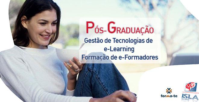 pos-graduação e-learning