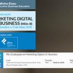 Pós-Graduação em Marketing Digital e E-business