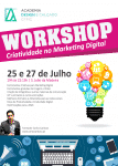 WORKSHOP – Criatividade no Marketing Digital