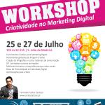 WORKSHOP - Criatividade no Marketing Digital