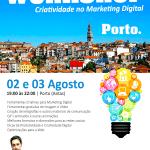 Workshop Criatividade e Ferramentas para o Marketing Digital