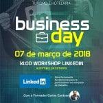 Workshops Business Day 2018 -Escola Superior de Turismo e Hotelaria de Seia